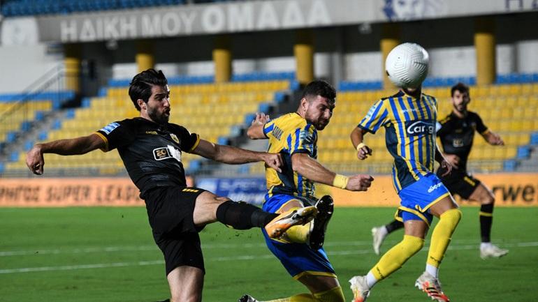 Παναιτωλικός-ΑΕΚ 0-1 (Δεύτερο ημίχρονο)
