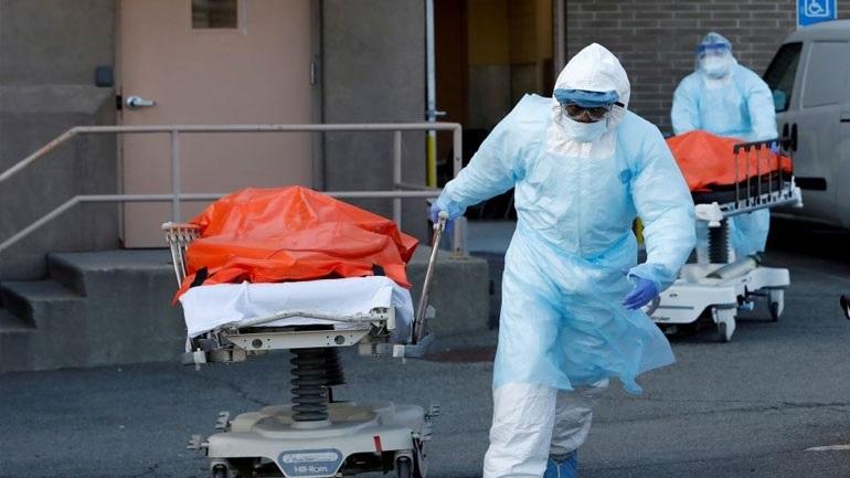 ΗΠΑ: 49.575 νέα κρούσματα και 983 θάνατοι από κορωνοϊό το τελευταίο 24ωρο