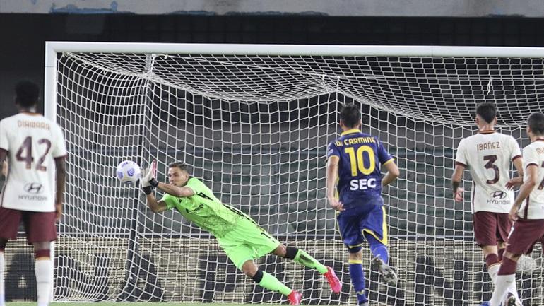 Ιταλία: Κόλλησε (0-0) η Ρόμα στην έδρα της Βερόνα