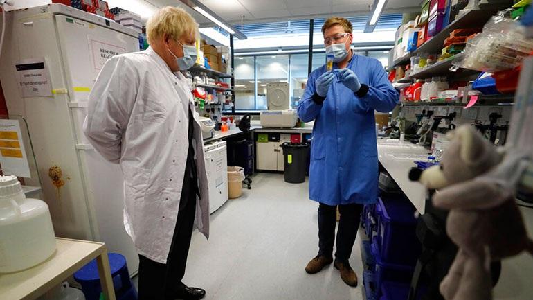 Βρετανία: Πρόστιμο έως και 10.000 στερλινών σε όσους παραβιάζουν τα μέτρα για τον κορωνοϊό