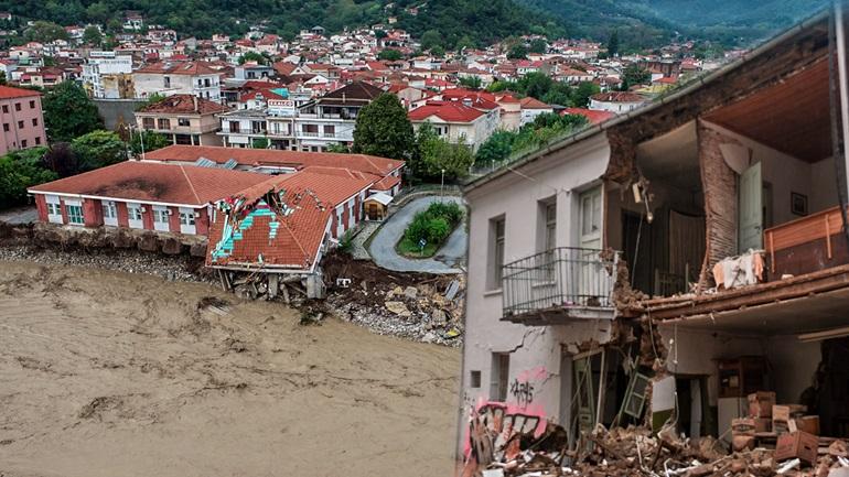 """""""Ιανός"""":Οι οκτώ παρεμβάσεις για αποζημιώσεις σε περιοχές που επλήγησαν"""
