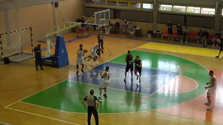 Mπάσκετ: Παγκράτι - Ολυμπιακός Β' (Live streaming)
