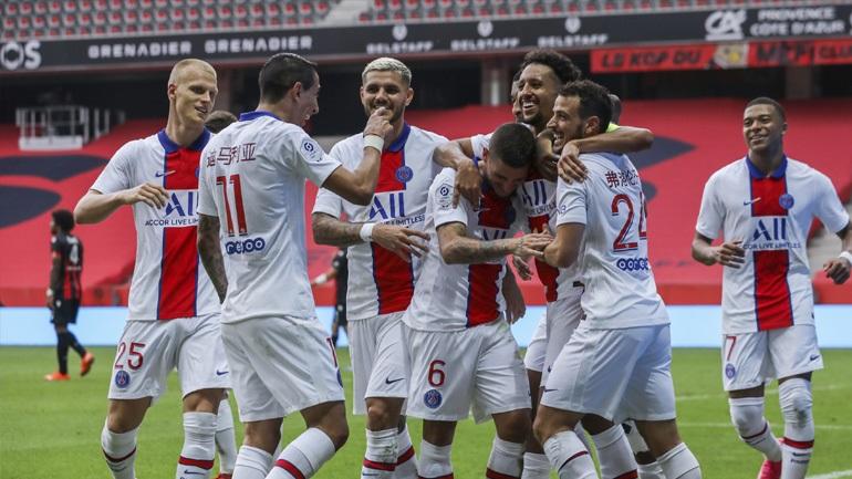Γαλλία: Σαν στο... σπίτι της η Παρί Σεν Ζερμέν, 3-0 τη Νις