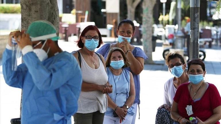 Κύπρος: Δέκα νέα κρούσματα κορωνοϊού ανακοίνωσε το υπουργείο Υγείας
