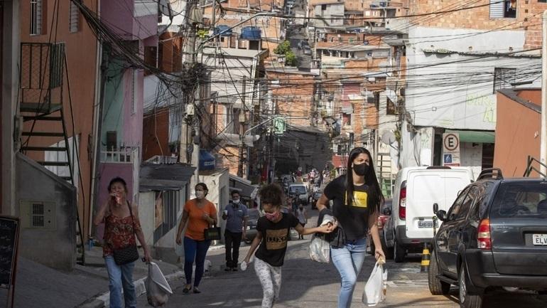 Covid-19: 363 θάνατοι το τελευταίο 24ωρο στη Βραζιλία