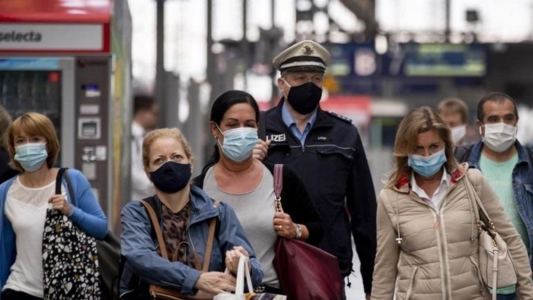 Γερμανία: 922 νέα κρούσματα κορωνοϊού σε 24 ώρες