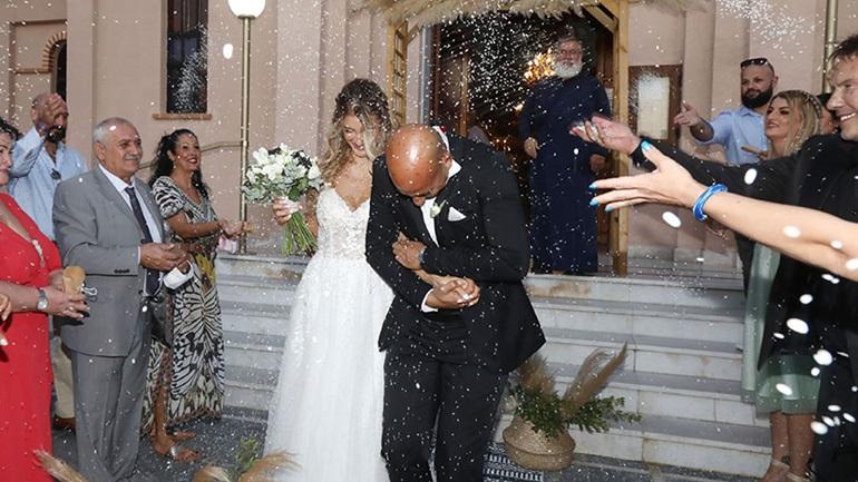 H Ελισάβετ Δοβλιατίδου παντρεύτηκε τον εκλεκτό της καρδιάς της - Πλούσιο φωτογραφικό υλικό
