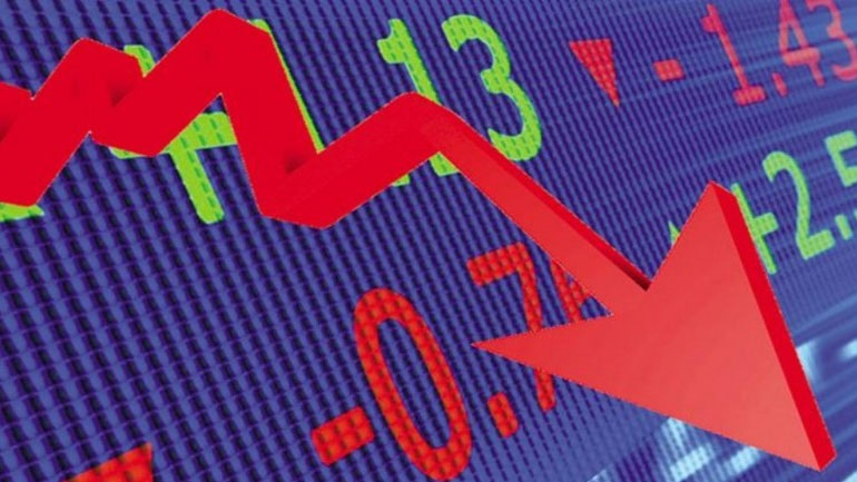 Χρηματιστήριο: Μαύρη Δευτέρα με πτώση -4,29% - Στο -6,25% οι τράπεζες