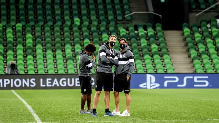 Champions League: Ψάχνει αποτέλεσμα στη Ρωσία κόντρα στην Κράσνονταρ ο ΠΑΟΚ