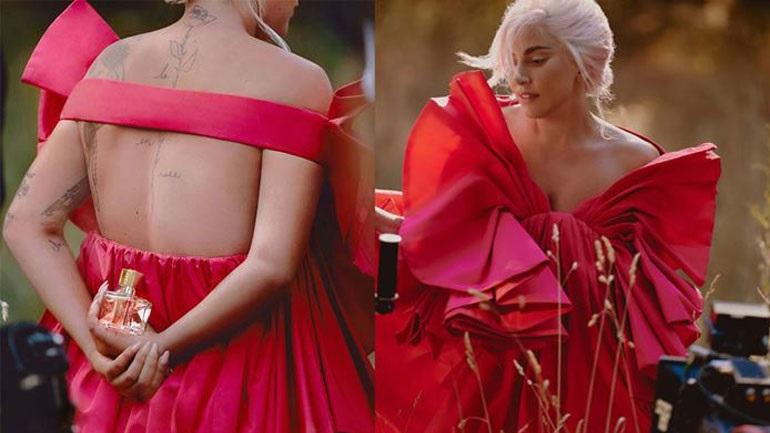 Valentino: H Lady Gaga πρωταγωνιστεί στο νέο film για το άρωμα Voce Viva