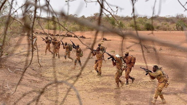 Μπουρκίνα Φάσο: Τουλάχιστον 26 «τρομοκράτες» σκοτώθηκαν σε δύο επιχειρήσεις