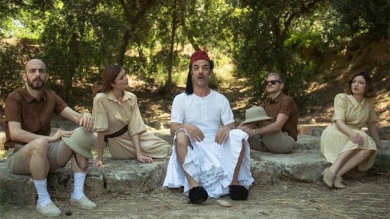 Εθνικό Θέατρο: «Αθηναίων Πολιτεία – Από τον Θησέα στον Σόλωνα» στο Ναύπλιο
