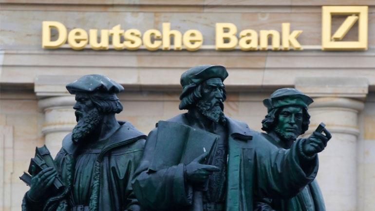 Η Deutsche Bank θα κλείσει το 20% των εγχώριων καταστημάτων της
