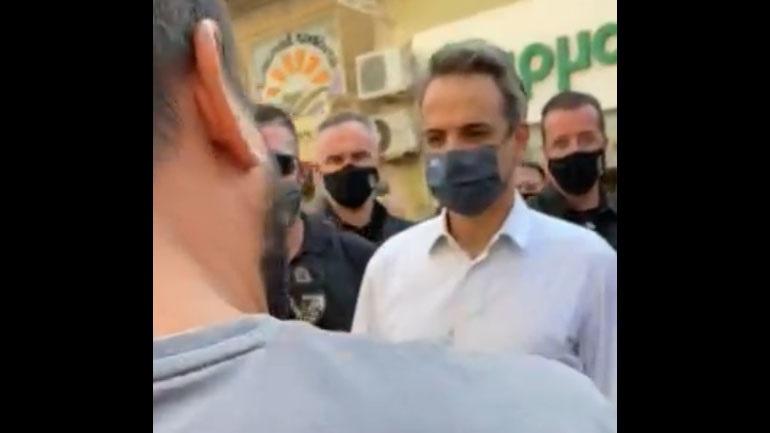 Η απελπισία των κατοίκων και η δραματική περιήγηση του πρωθυπουργού στην Καρδίτσα