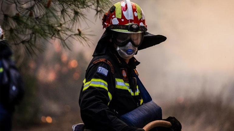Τραγωδία στον Αλμυρό Βόλου: Πυροσβέστης έχασε τη ζωή του