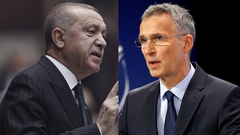 Επικοινωνία Στόλτενμπεργκ με Ερντογάν για την Αν. Μεσόγειο