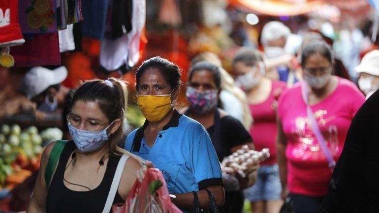 Ισημερινός: 45 θάνατοι και 2.249 κρούσματα κορωνοϊού σε 24 ώρες