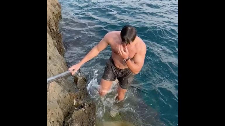 Πώς να βγεις από το νερό με στυλ