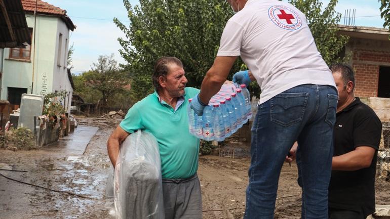 Είδη πρώτης ανάγκης για τους πληγέντες της Καρδίτσας από τους δήμους Αττικής - Το πρόγραμμα