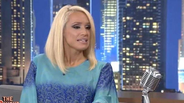 H Κατερίνα Παναγοπούλου μιλάει για το διαζύγιό της με το Star
