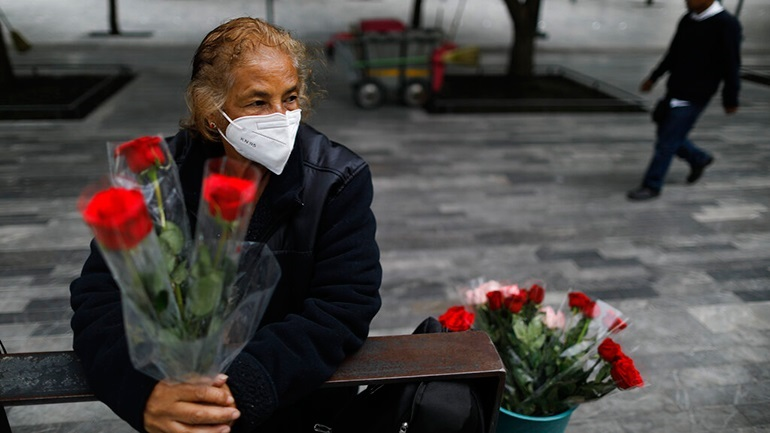 COVID-19: Ξεπέρασαν τους 75.000 οι θάνατοι από κορωνοϊό στο Μεξικό