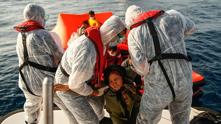 Γαλλία: Δέκα μετανάστες πνίγηκαν στην προσπάθειά τους να φτάσουν στο νησί Μαγιότ