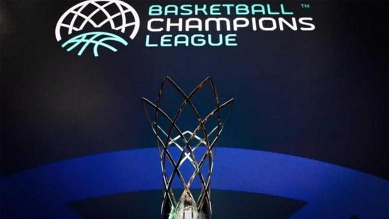 Basketball Champions League: Οι 8 όμιλοι της κανονικής περιόδου