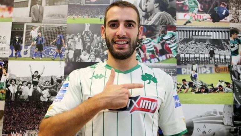 Παναθηναϊκός: Υπέγραψε κι ανακοινώθηκε ως το 2022 ο Αντονίτο