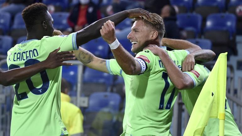 Νικηφόρα πρεμιέρα για τη Λάτσιο, 2-0 την Κάλιαρι