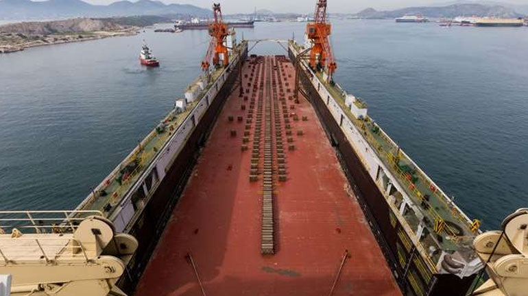 ΟΛΠ ΑΕ: Σημαντική αύξηση στις επισκευές πλοίων
