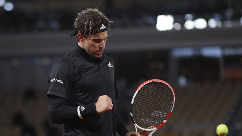 Τένις: Επιβλητική νίκη για τον Τιμ στο Ρολάν Γκαρός