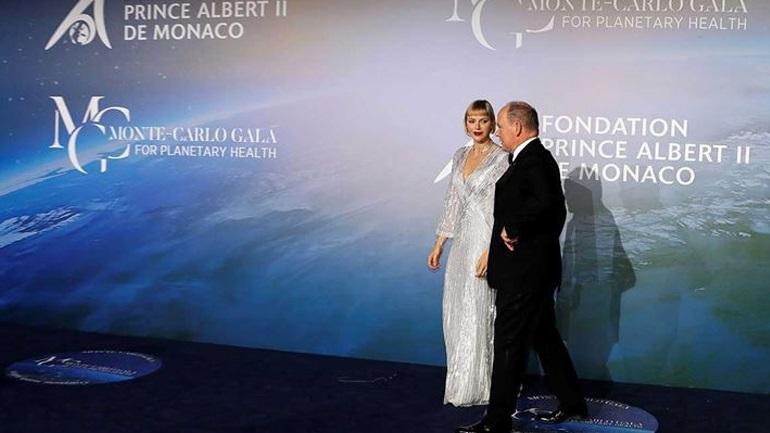 Πριγκίπισσα Charlene: Η λαμπερή εμφάνιση στο Monte Carlo Gala for Planetary Health