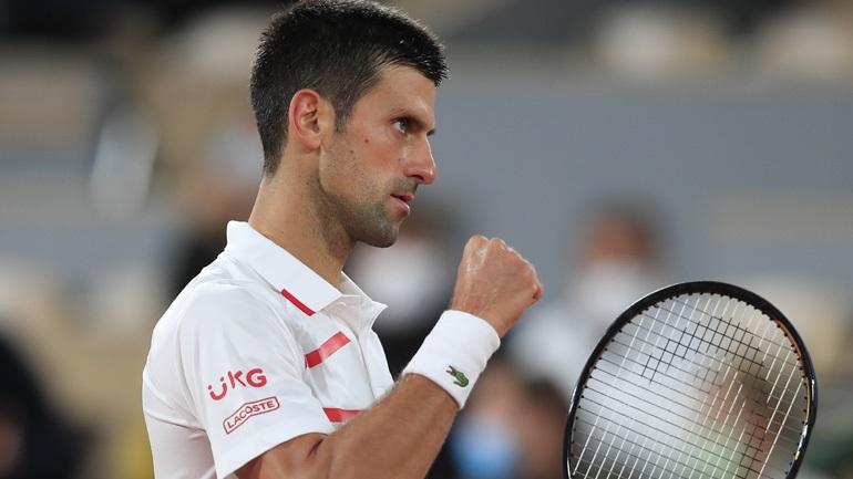 Τένις: Με... άγριες διαθέσεις μπήκε ο Τζόκοβιτς στο Roland Garros