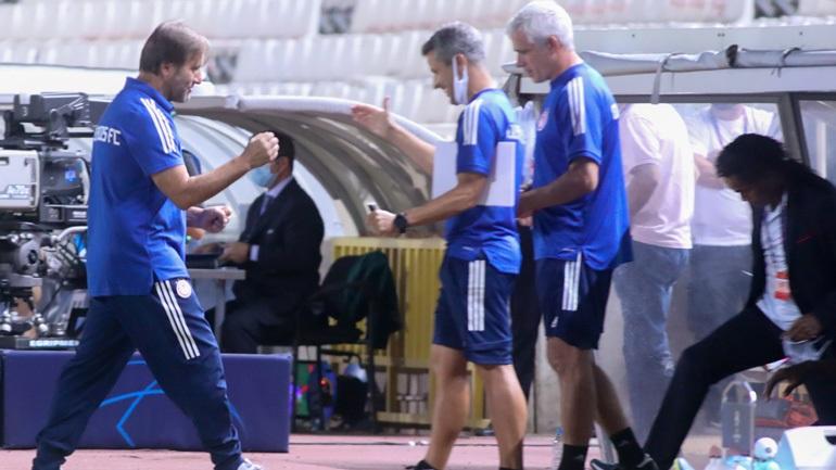 Μαρτίνς: «Να φτάσουμε όσο πιο μακριά μπορούμε στο Champions League»