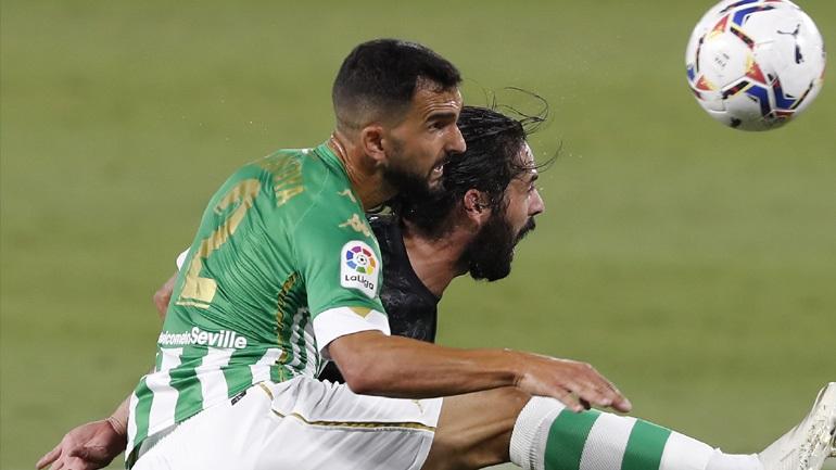 Ισπανία: Άλωσε το «Μεστάγια» η Μπέτις, 2-0 τη Βαλένθια