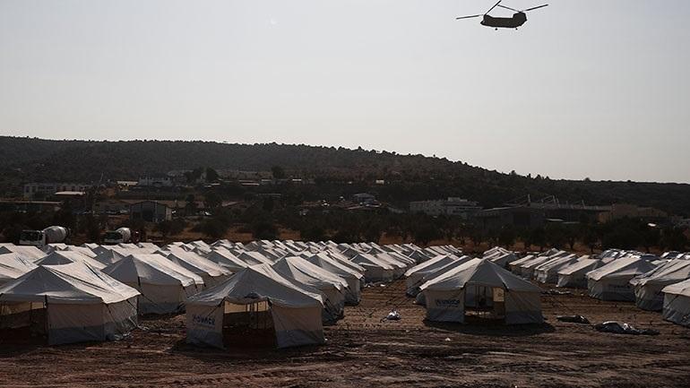 Υπουργείο Μετανάστευσης: Αναμένουμε από την Ύπατη Αρμοστεία την ολοκλήρωση των έργων υποδομής στο Καρά Τεπέ