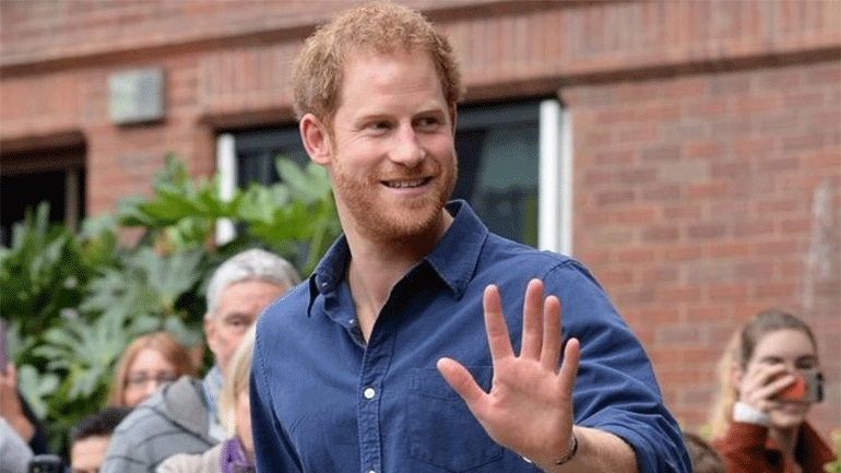 Ο πρίγκιπας Χάρι αποκαλύπτει το μυστικό που τον κρατάει ψυχικά υγιή