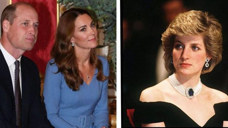 Η Kate Middleton μόλις φόρεσε τα αγαπημένα σκουλαρίκια της πριγκίπισσας Diana