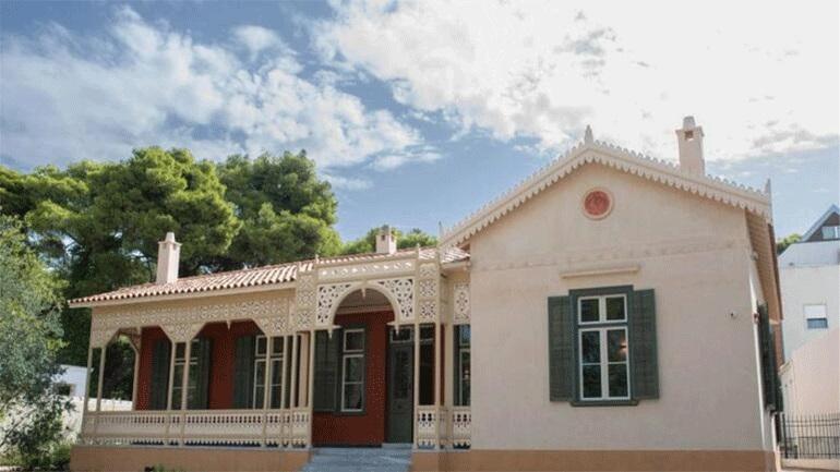 Αποκαταστάθηκε η ιστορική οικία του Παύλου Μελά στην Κηφισιά