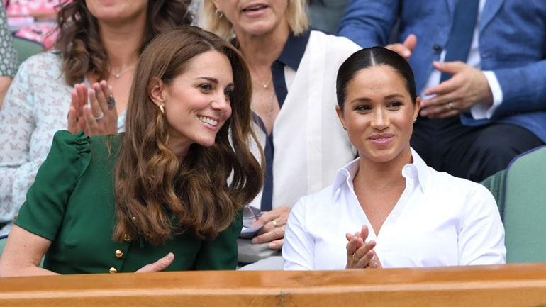 Το ελιξίριο ομορφιάς που δεν παραλείπουν πότε στη βραδινή τους ρουτίνα Kate Middleton και Meghan Markle