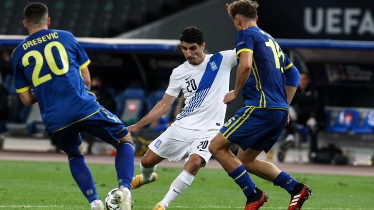 Εντός έδρας στραβοπάτημα για την Εθνική, κόλλησε στο 0-0 με το Κόσοβο