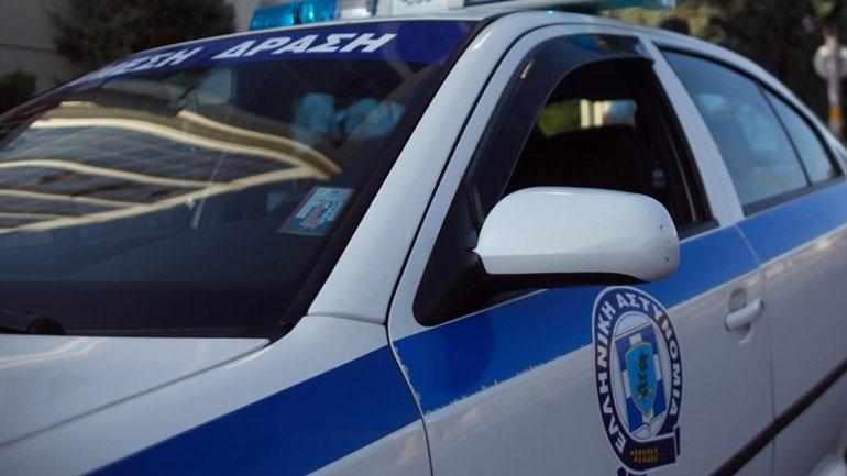 Μεγάλη αστυνομική επιχείρηση στο Λουτράκι.
