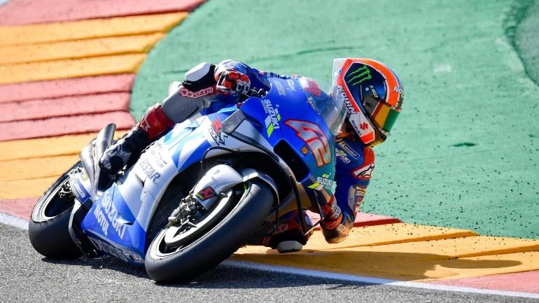 MotoGP Aragon: Νικητής ο Alex Rins με Suzuki