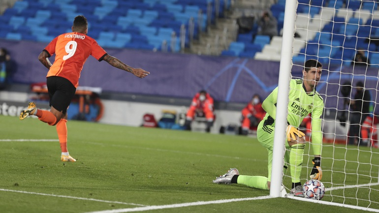 Champions League: Κάζο για τη Ρεάλ, 3-2 η Σαχτάρ στη Μαδρίτη