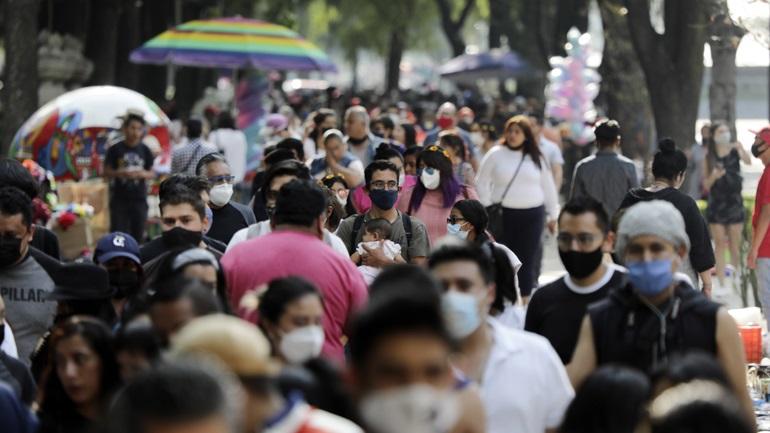 Covid-19: 522 θάνατοι το τελευταίο 24ωρο στο Μεξικό