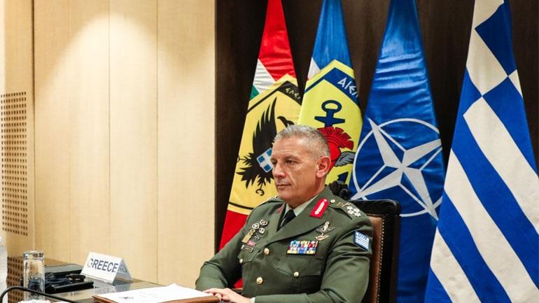 Οι εξελίξεις στην Αν. Μεσόγειο στο επίκεντρο συνάντησης του αρχηγού ΓΕΕΘΑ με τον Σύμβουλο Εθνικής Ασφάλειας