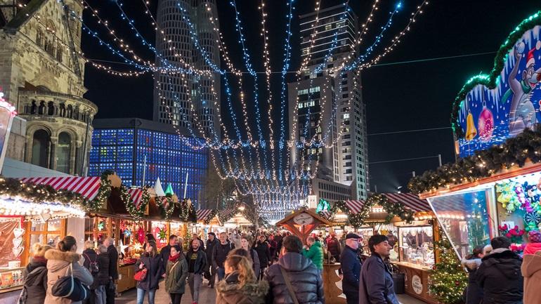 Ακυρώθηκε η χριστουγεννιάτικη αγορά της «Ζεντάρμενμαρκτ» στο Βερολίνο λόγω κορωνοϊού