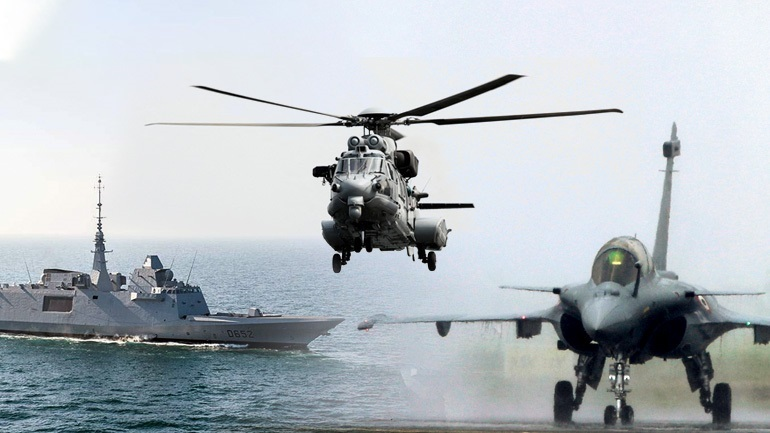 Όλο το 15ετες εξοπλιστικό πρόγραμμα -Τετραπλασιάζεται ο προϋπολογισμός για την Άμυνα