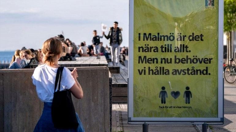 Ρεκόρ κρουσμάτων κορωνοϊού στη Σουηδία