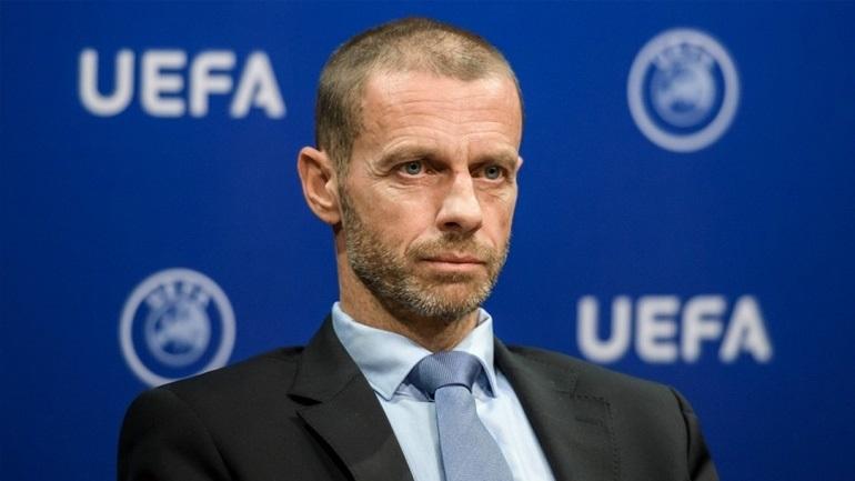 Κάθετα αντίθετη σε μια ευρωπαϊκή Super League η UEFA